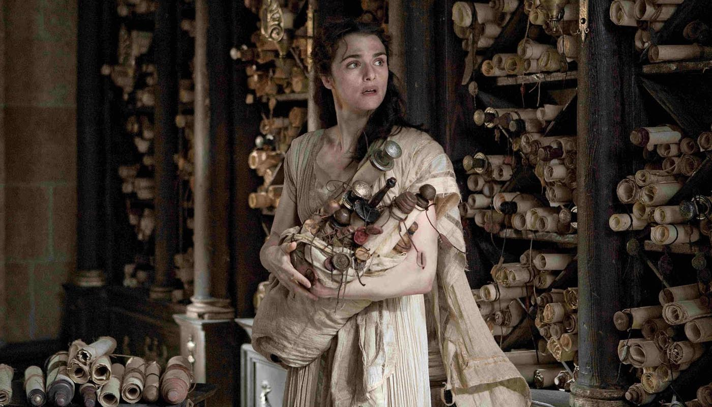 Image du film Agora