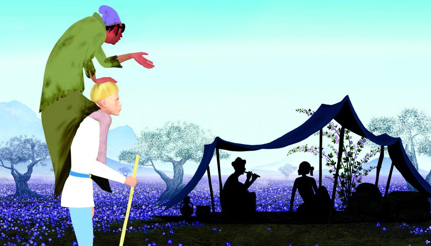 Image du film Azur et Asmar