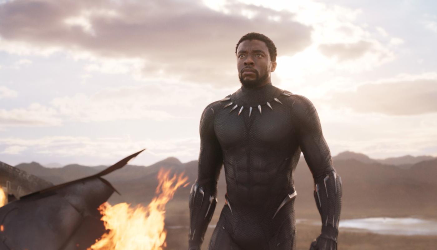 Image du film Black Panther