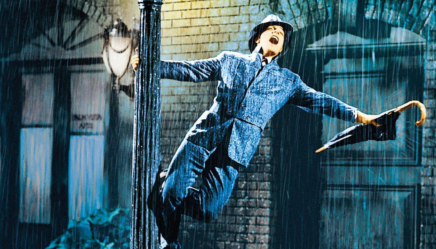Image du film Chantons sous la pluie