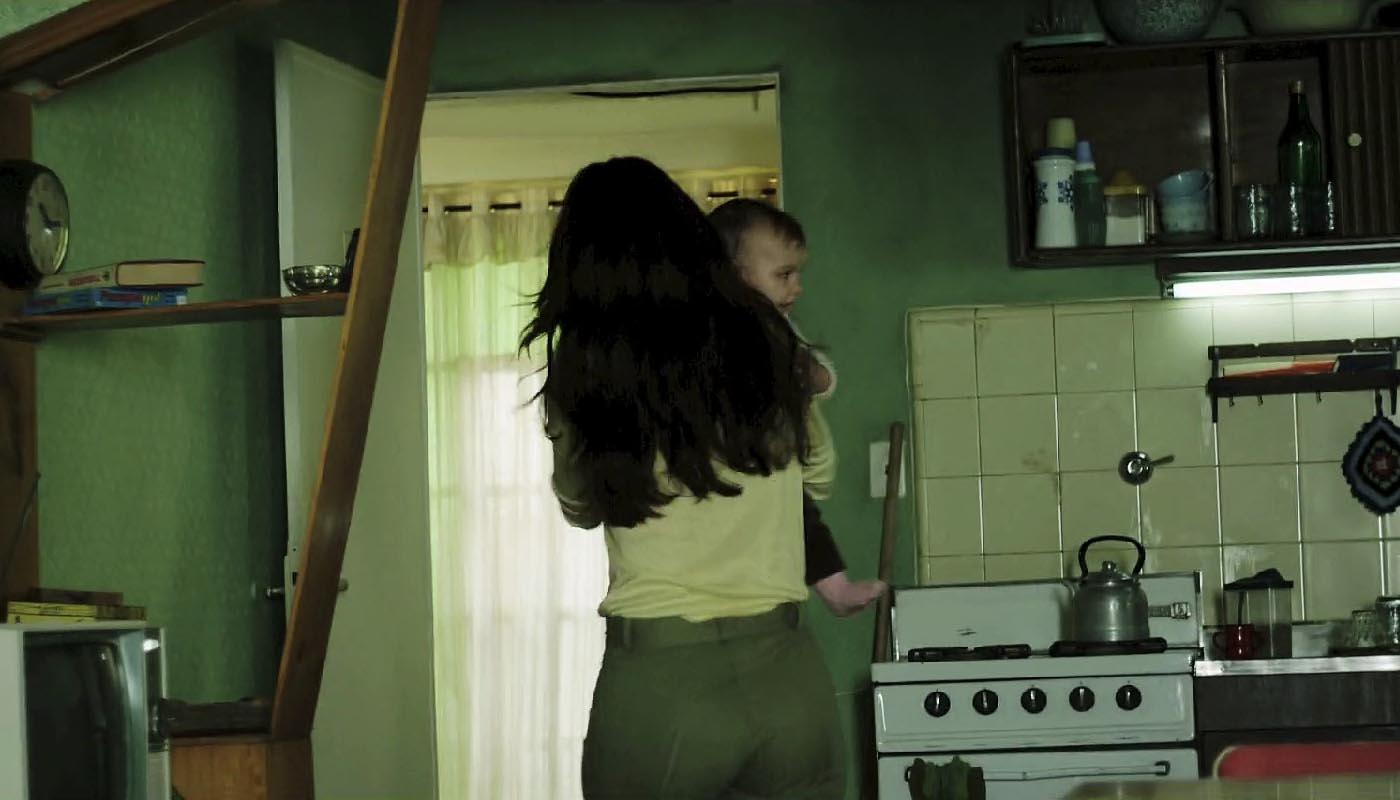 Image du film Enfance clandestine