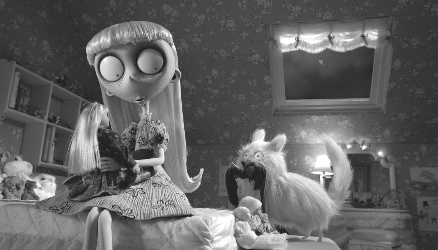 Image du film Frankenweenie