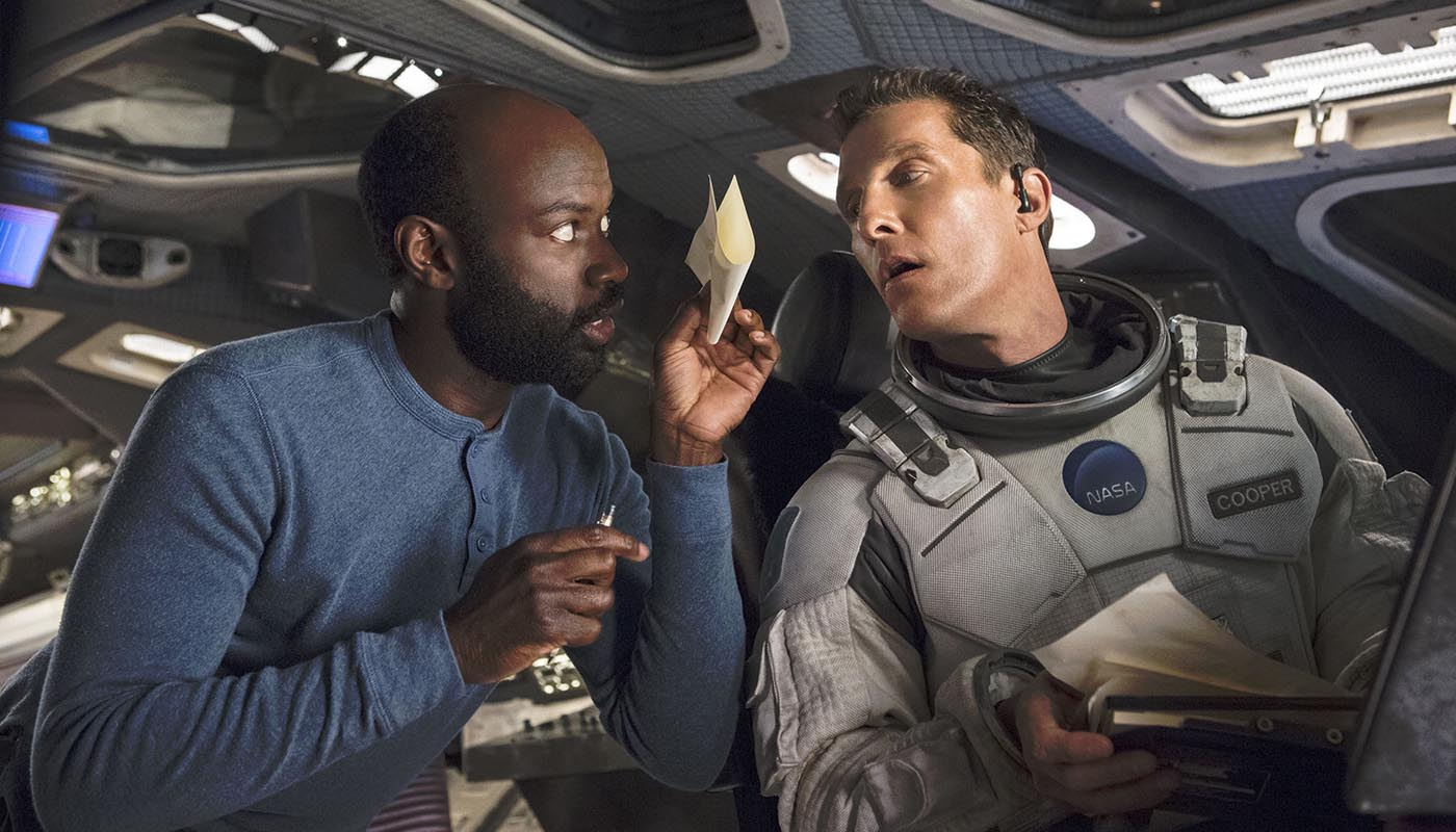 Image du film Interstellar