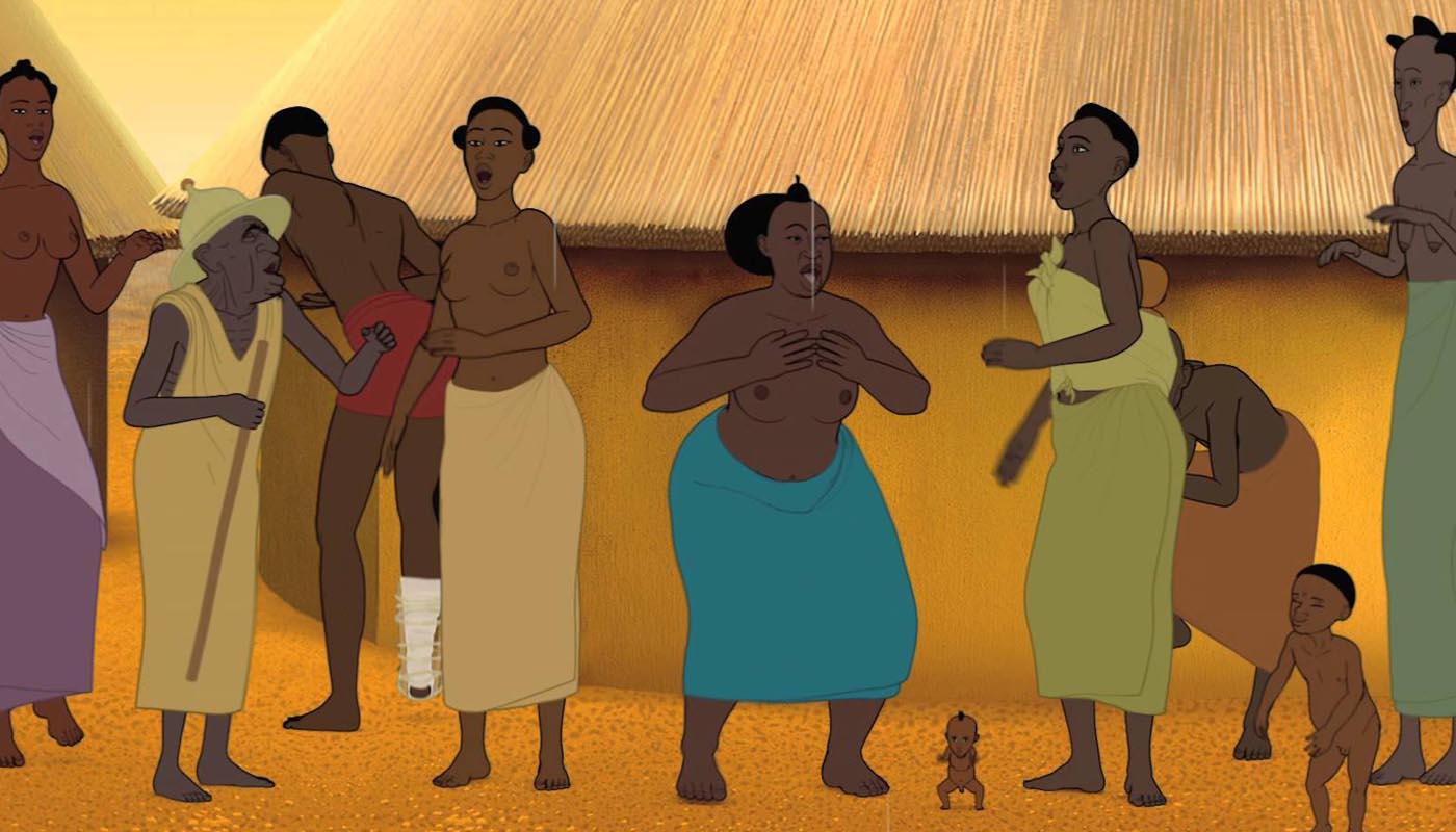Image du film Kirikou et les hommes et les femmes