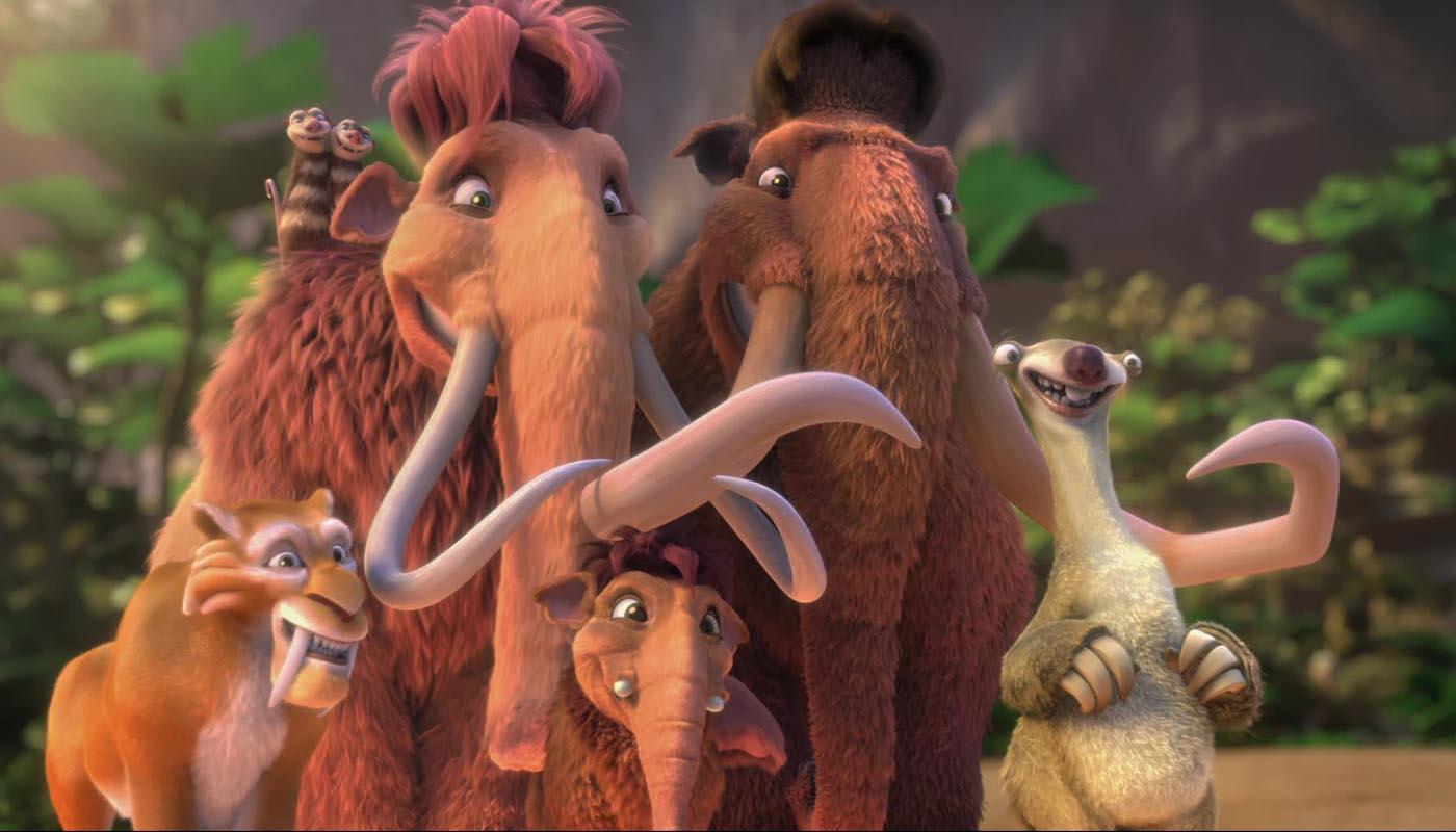 Image du film L'Âge de glace 3 : le temps des dinosaures