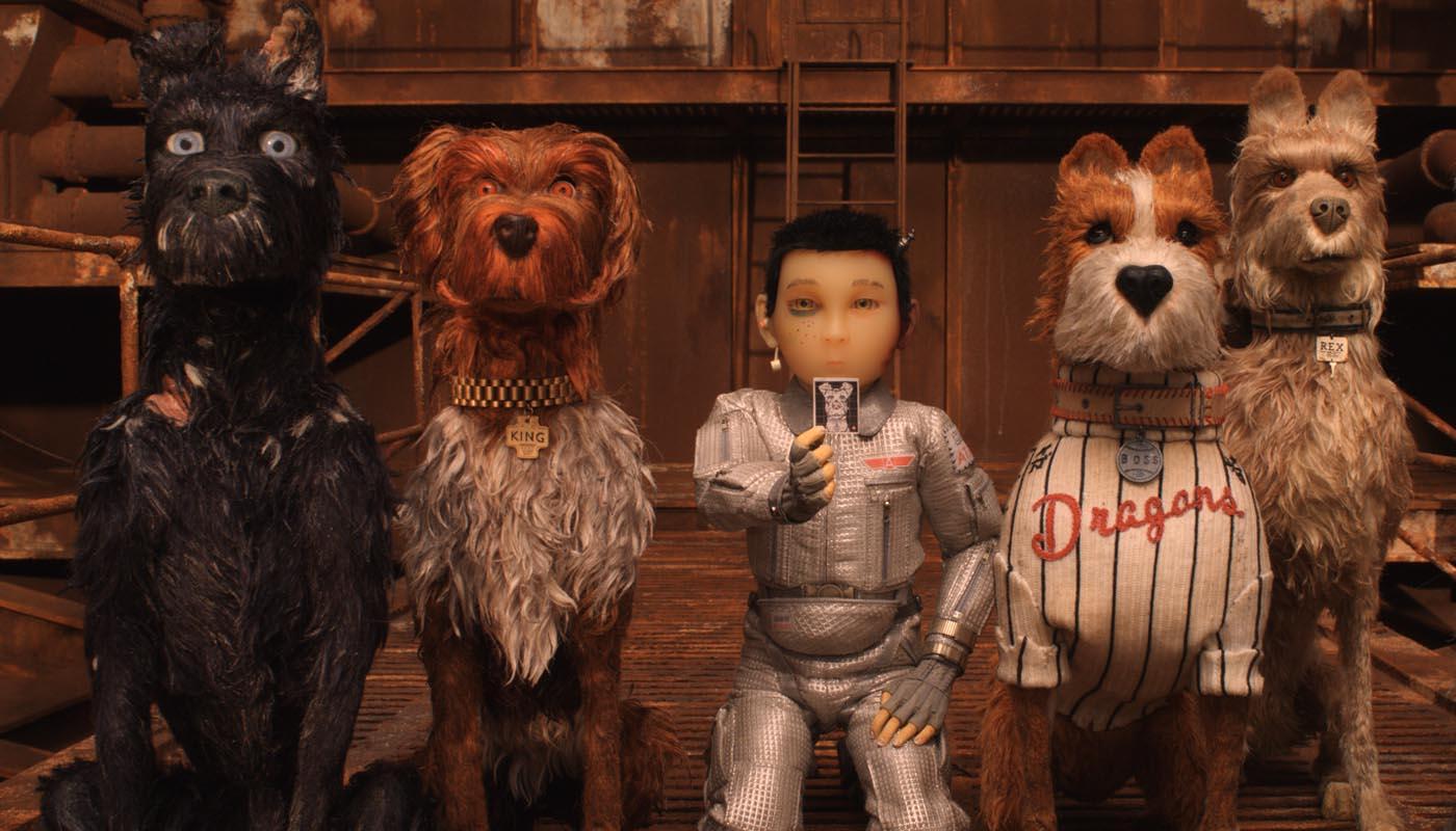 Image du film L'Ile aux chiens