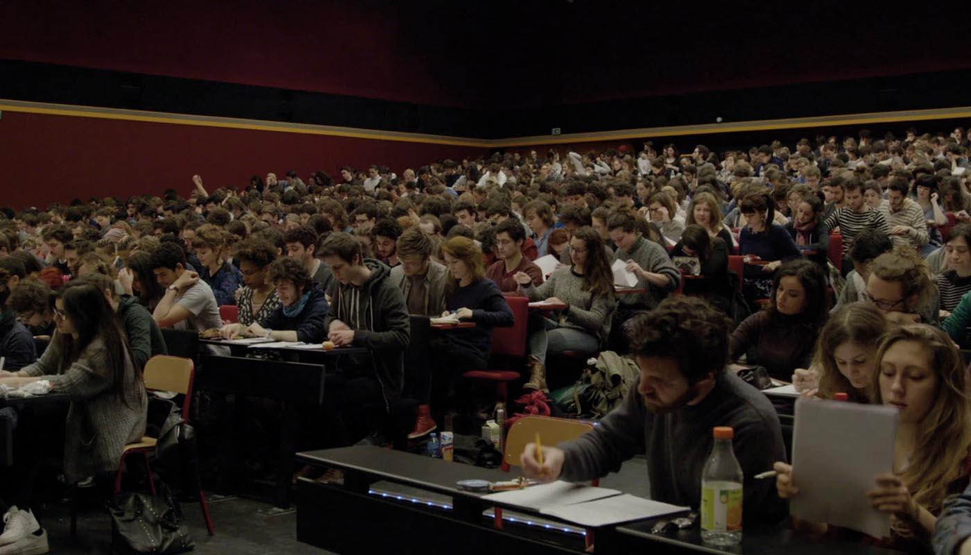 Image du film Le Concours