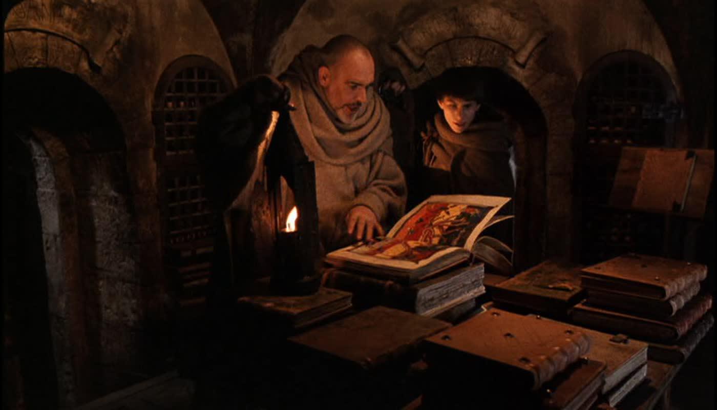 Image du film Le Nom de la rose
