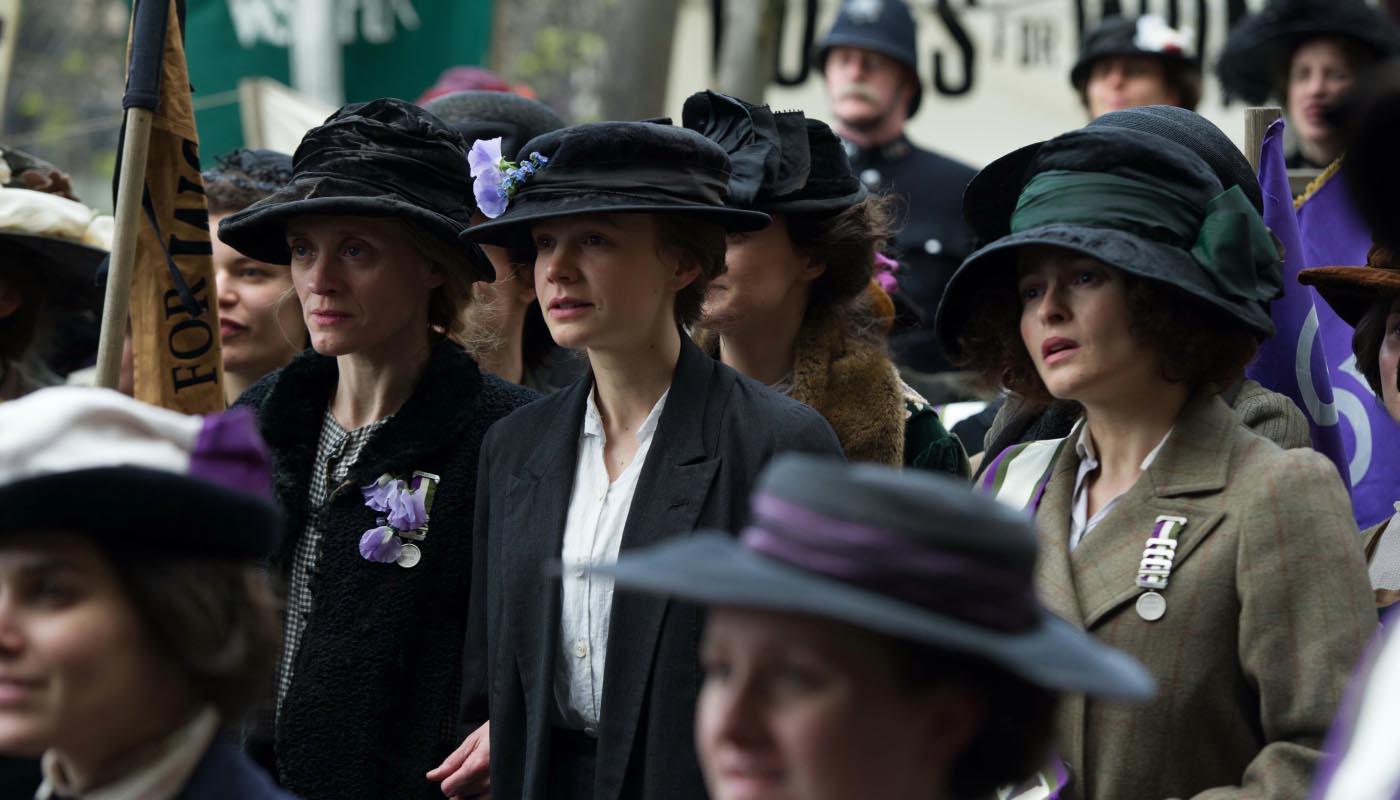 Image du film Les Suffragettes