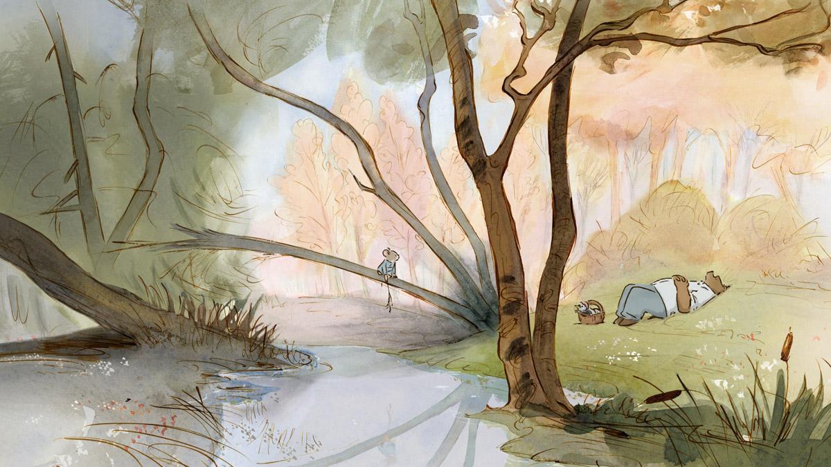 Image du film Ernest et Célestine