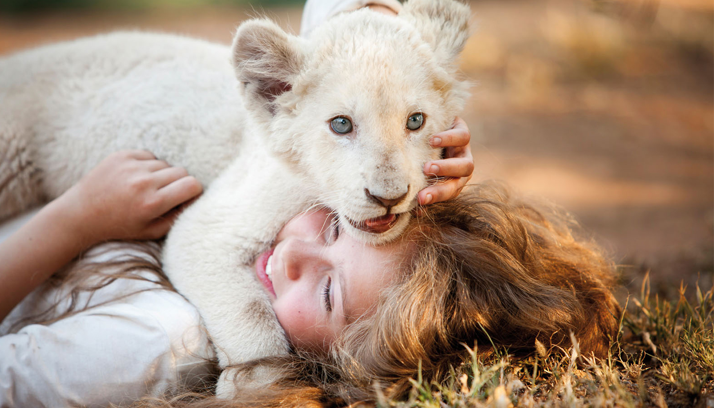 Image du film Mia et le lion blanc