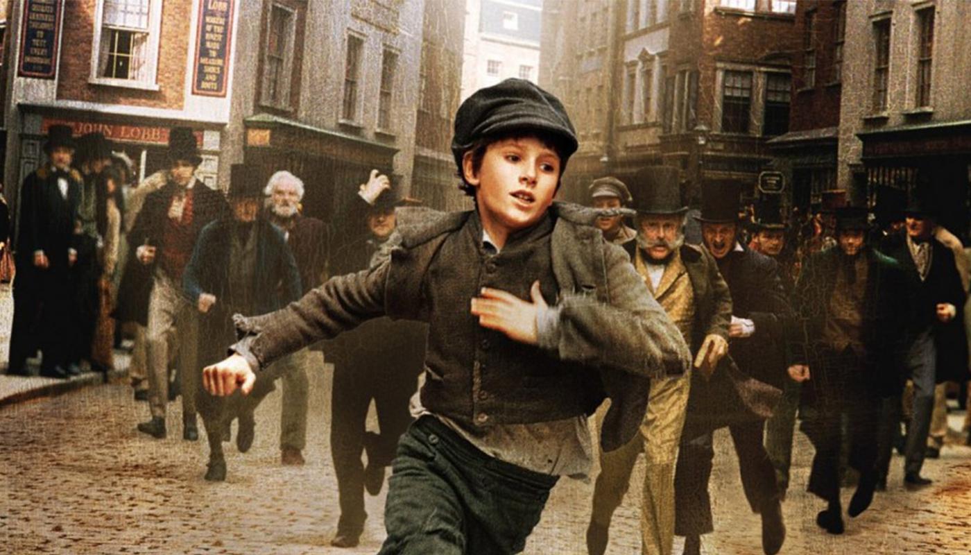 Image du film Oliver Twist