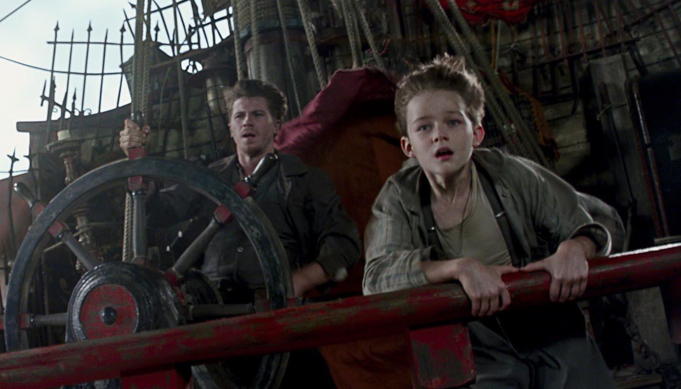 Image du film Pan
