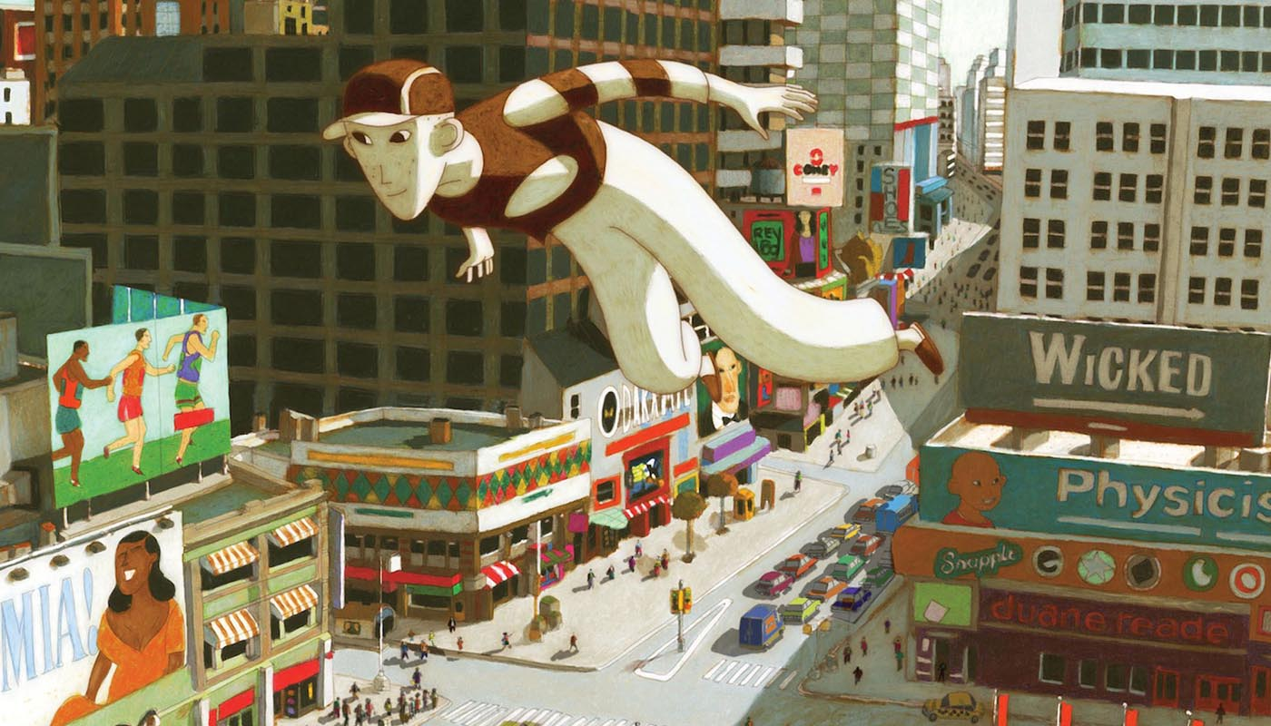 Image du film Phantom boy