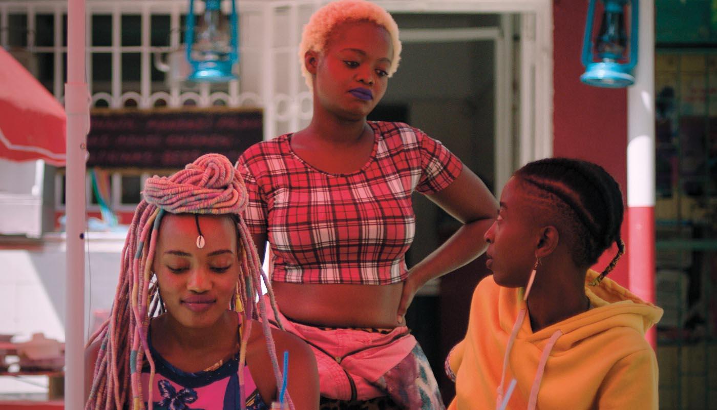 Gratuit africain lesbienne films