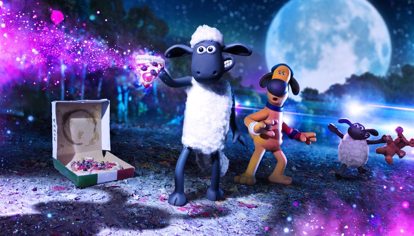 Image du film Shaun le mouton : la ferme contre-attaque