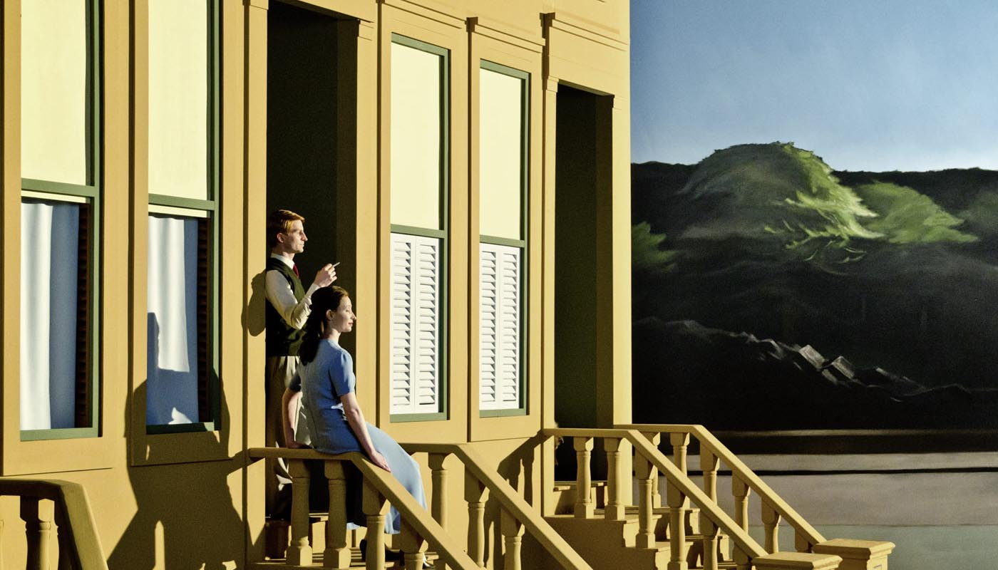 Image du film Shirley, un voyage dans la peinture d'Edward Hopper