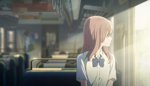 Image du film A silent voice