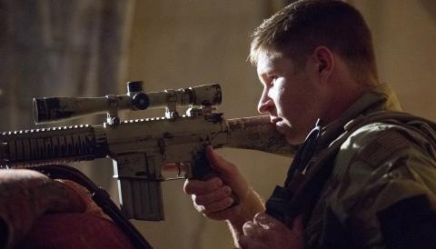 Image du film American Sniper