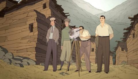 Image du film Buñuel après l'Âge d'or