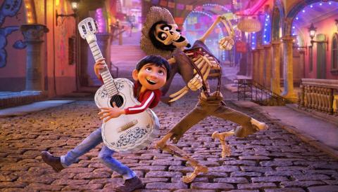 Image du film Coco