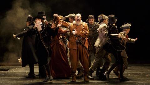 Image du film Cyrano de Bergerac - m.e.s. Denis Podalydès