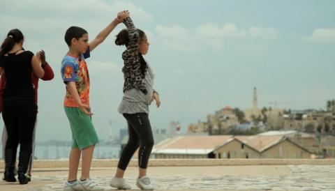 Image du film Dancing in Jaffa