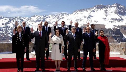Image du film El Presidente