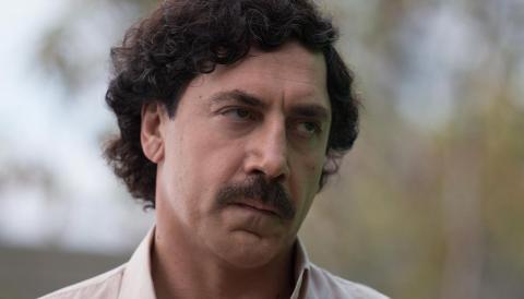 Image du film Escobar