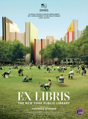 Ex Libris, the New York public library