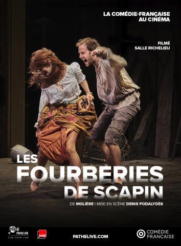 Les Fourberies de Scapin - m.e.s. Denis Podalydès