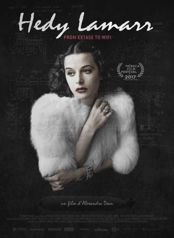 Hedy Lamar from extase to wifi