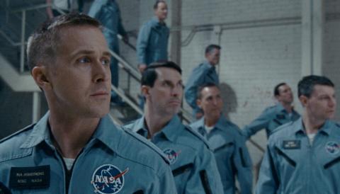 Image du film First Man - le premier homme sur la lune