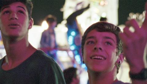 Image du film Fronteras