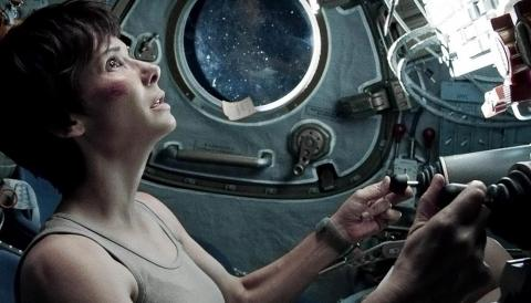 Image du film Gravity