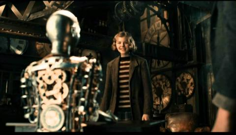 Image du film Hugo Cabret