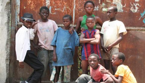 Image du film Kinshasa Kids