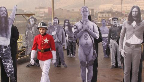 Image du film La Danza de la realidad