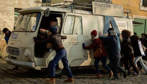 Image du film La Marche
