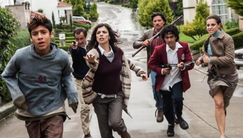 Image du film La Zona, propriété privée