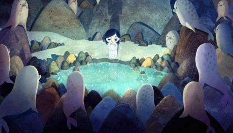 Image du film Le Chant de la mer
