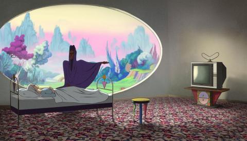Image du film Le Congrès