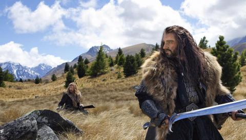 Image du film Le Hobbit : un voyage inattendu