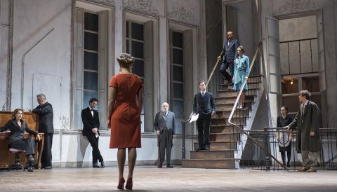 Image du film Le Misanthrope - m.e.s. Clément Hervieu-Léger