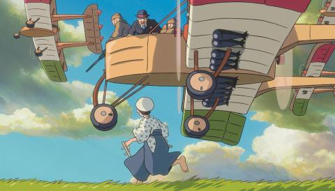 Image du film Le Vent se lève