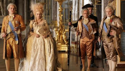 Image du film Les Adieux à la reine