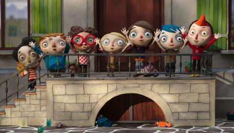 Image du film Ma Vie de Courgette