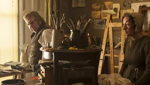 Image du film Mr. Turner