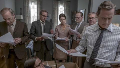 Image du film Pentagon Papers