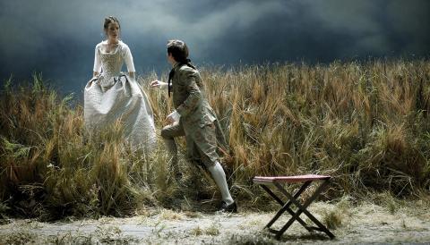 Image du film Le Petit-Maitre corrigé - m.e.s.Clément Hervieu-Léger